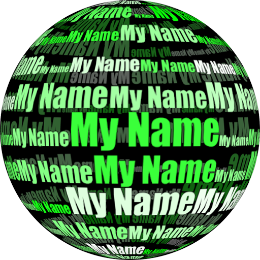 My Name in 3D Live Wallpaper APK Cracked Download