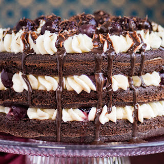 Black Forest Cake Icing Recipes