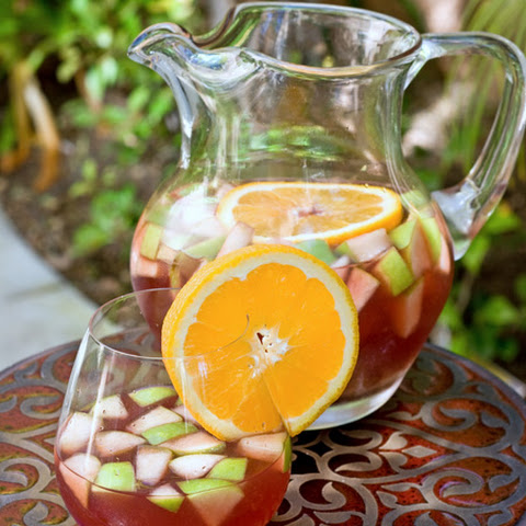 Red Tea Sangria