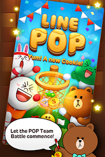 Free Download LINE POP APK for Samsung