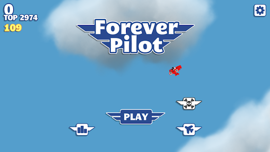 Forever Pilot - screenshot