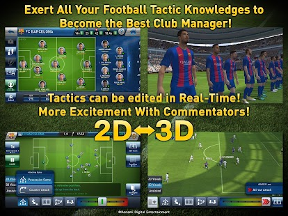 Game PES CLUB MANAGER APK for Windows Phone