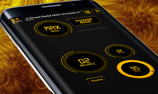 Equalizer and Bass Booster APK for Bluestacks