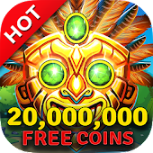 Free Slots - Tiki Riches Hot Vegas Slot Machines Online APK for Windows 8