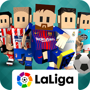 Tiny Striker La Liga 2018 For PC (Windows & MAC)