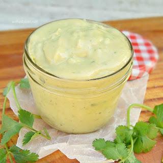 Avocado Sour Cream Dressing Recipes