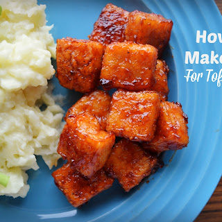 Sweet and Spicy Sauce for Tofu