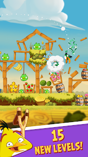 Game Angry Birds APK for Windows Phone
