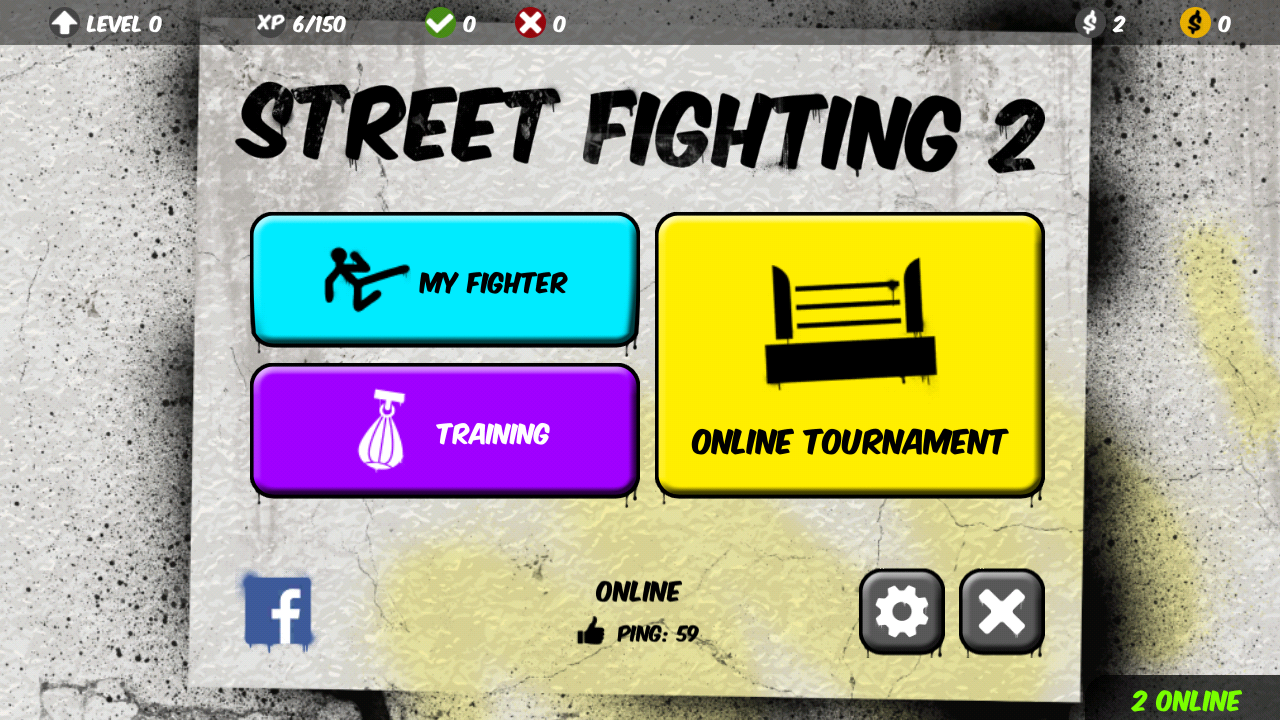 Street Fighting 2: Multiplayer Screenshot 5