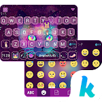 Galaxy Cat Emoji Kika Keyboard 1.0 Apk