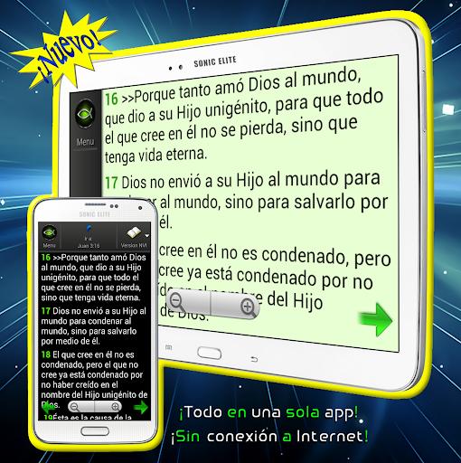 La Biblia / Celubiblia AIO Lite screenshot 2