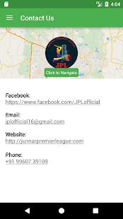App Junnar Premier League - JPL apk for kindle fire