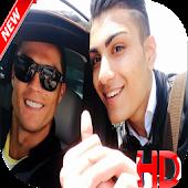 selfie hd with ronaldo APK for Bluestacks