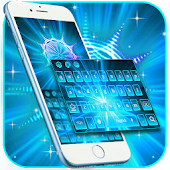App Neon luminous light keyboard APK for Windows Phone