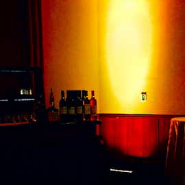 Luminosity Light and Sound Bar Effect by Charlie Marcus - Food & Drink Alcohol & Drinks ( bourbon, wisky, bar )