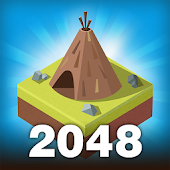 Age of 2048 (2048 Puzzle) Icon