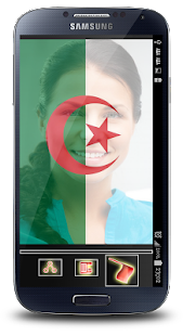 Drapeau Algeria - screenshot