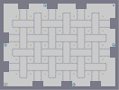 Thumbnail of the map 'Woven'