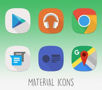 Moko - Icon Pack- screenshot thumbnail