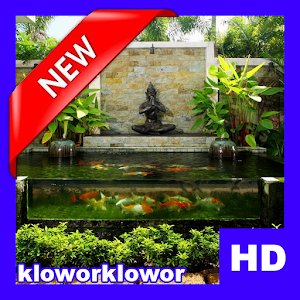 Download Fish Pond Designs Ideas HD For PC Windows and Mac