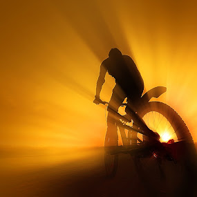 Returning... by Oms Datum Photography - Transportation Bicycles