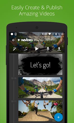 Video Editor - screenshot
