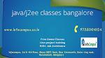 java/j2ee classes bangalore