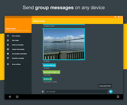 Pulse SMS (Phone/Tablet/Web) APK screenshot thumbnail 10