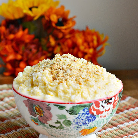 Cheesy Cauliflower Mash Side Dish