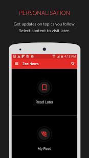 App Zee News : Live News Updates APK for Windows Phone