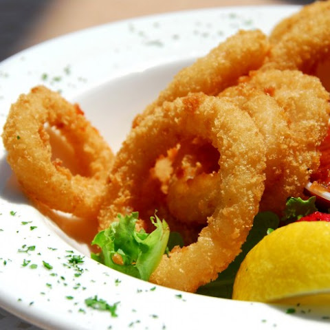 Deep Fried Squid Rings (Calamari)