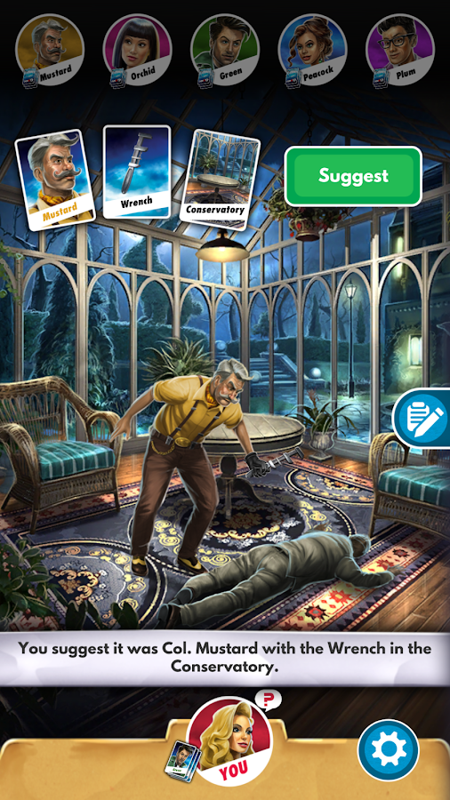 Clue Screenshot 1