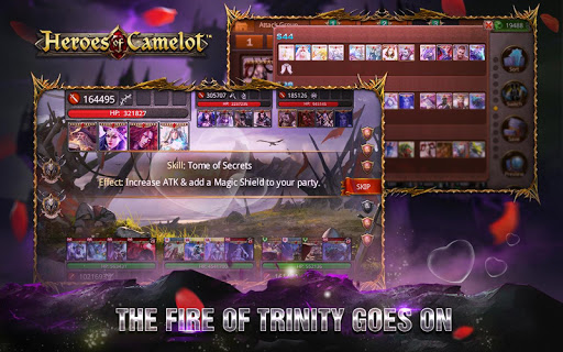 Heroes of Camelot For PC