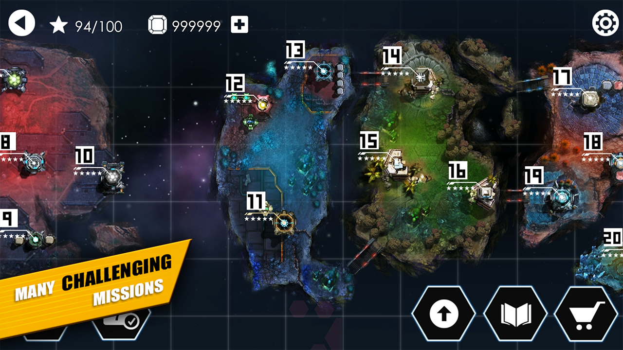 Tower Defense: Invasion HD Screenshot 6