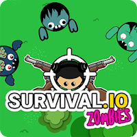 Battle Royale : Survival.io Zombie For PC