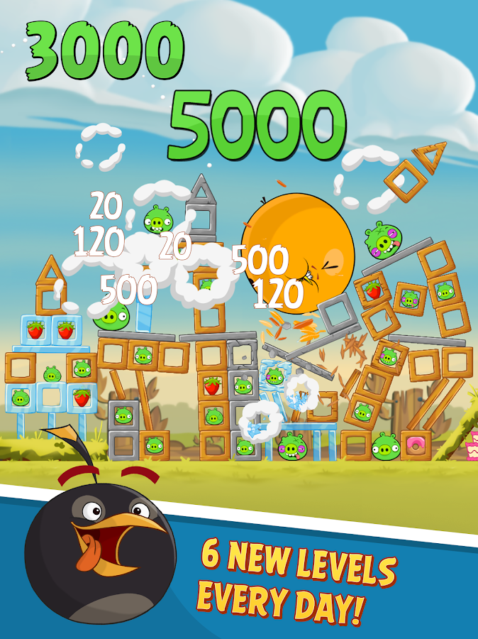 Angry Birds Classic Screenshot 9