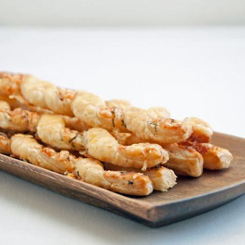 Cheese Straws Rezept | Yummly