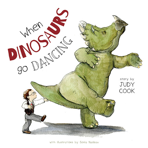 When Dinosaurs go Dancing cover