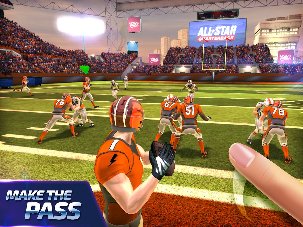All Star Quarterback 17 Screenshot 6