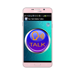 The Talk Walkie Talkie - screenshot