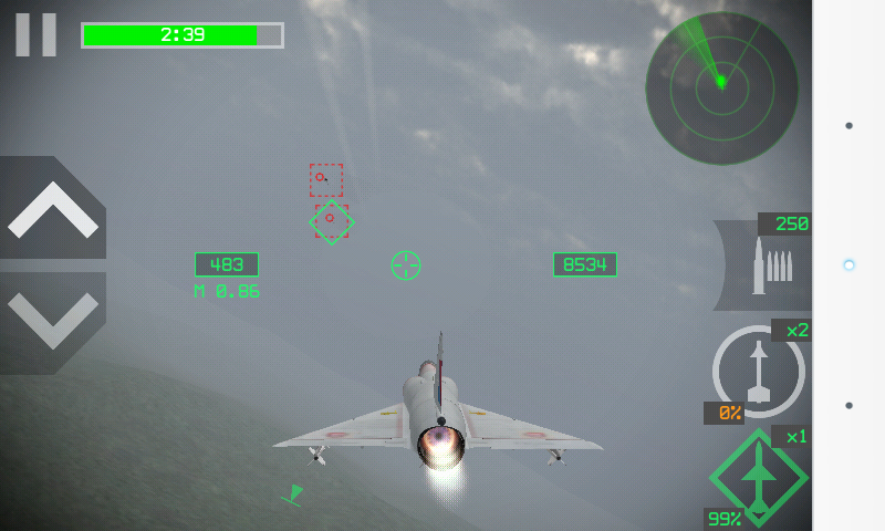 Strike Fighters (Pro) Screenshot 4