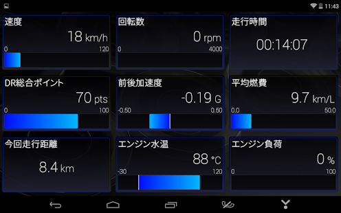 Yupiroid Car Info - screenshot