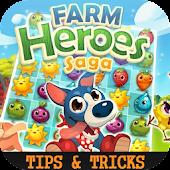 Download Full Tips Farm Heroes Saga 1.0 APK