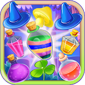 Download Witch Magic: Match 3 APK to PC
