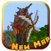 Elondrian Village MCPE Map APK for Bluestacks