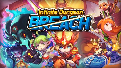 Infinite Dungeon Breach: Pet Raising Idle RPG