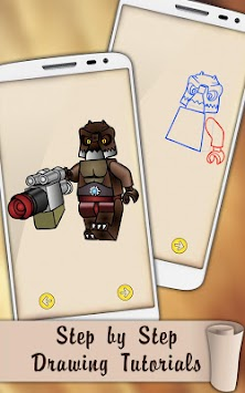 Draw Chima Tribe Fighters apk screenshot