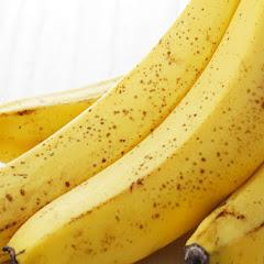 바나나의 검정반점이 암 예방에 좋아
