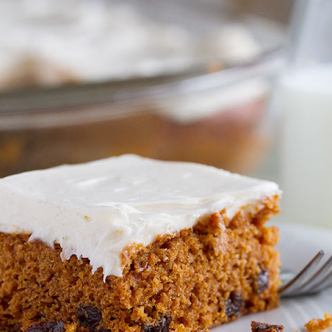 Tomato Soup Spice Cake Recipe with Cream Cheese Frosting