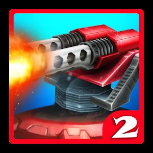 Cover art Galaxy Defense 2: Transformers